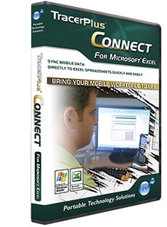 TracerPlus Connect for MS Excel