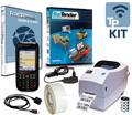 Honeywell Dolphin 6000 Starter Kit with Printer and TracerPlus Pro