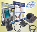 Honeywell Dolphin 9950 Barcode Kit with/ Cradle, TracerPlus Pro, WM 6.1