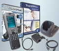Honeywell Dolphin 9950 Barcode Kit with/ Cradle, TracerPlus Std, WM 6.1