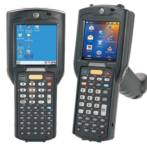 Motorola MC3100 Series Mobile Barcode Terminals
