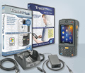 Motorola MC75A0 Wireless Barcode kit w/ Cradle and TracerPlus Software
