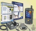 Motorola MC75A6 WAN Barcode kit w/ GSM/HSDPA, WM 6.5, Cradle, TracerPlus Software