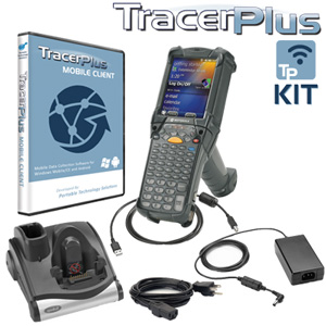 Zebra MC9190 Mobile Barcode Kits | PTS Mobile