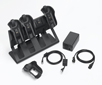 MC9500 4 Bay Ethernet Cradle Kit, Desk Mount Ready - CRD9501-401EES