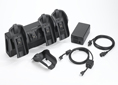 MC9500 4 Bay Charge Only Cradle Kit, Wall Mount Ready - CRD9501-421CES