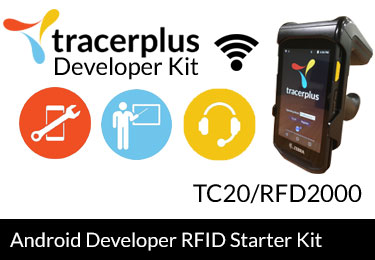 PTS Android RFID App Developer Starter Kit