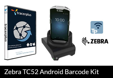 Zebra TC51 Android Barcode Kit