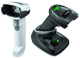 Zebra DS2208 and DS2278 Barcode Scanners