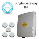 Industrial Bluetooth Beacon Single Gateway Kit