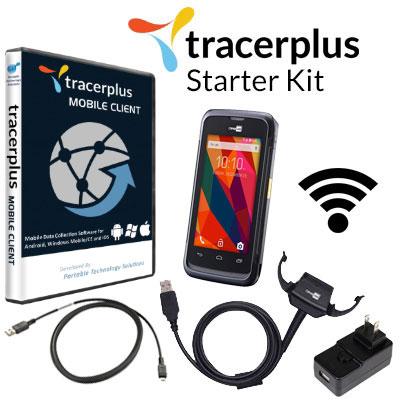 CipherLab RS31 Barcode Scanner Starter Kit | PTS Mobile