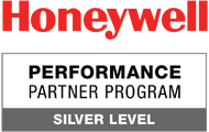 PTS is a Silver Level member of the Honeywell Performance Partner Program