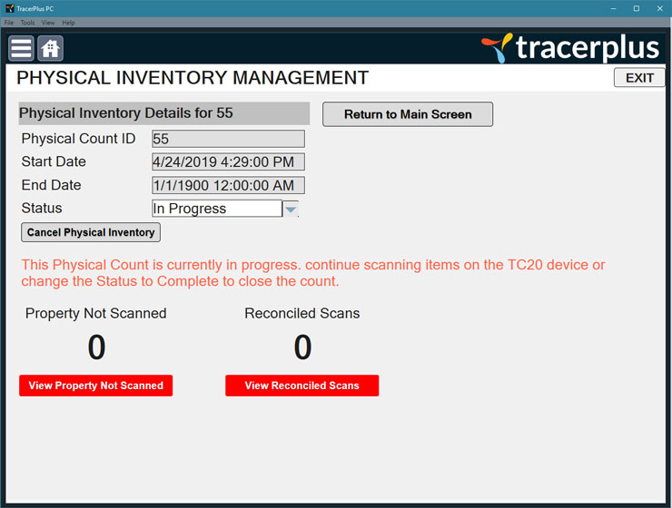 TracerPlus Mobile Barcode and RFID Software Annual Subscription