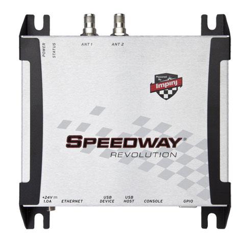 USA2M1 2 Port Impinj Speedway Revolution Reader R220