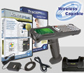 Janam XG100 Wireless Barcode Kit, WM 6.1, TracerPlus BarCode Software
