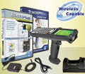 Janam XG100 Wireless Barcode Kit featuring TracerPlus Pro Software