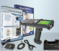 Janam XG100 Barcode Kit featuring TracerPlus Standard Barcode Software