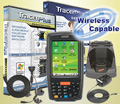 Janam XM60+ Wireless Kit, CE 5.0, 802.11b/g, 256/256MB, TracerPlus Pro