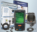 Janam XM66 Batch Barcode Kit w/ WM 6.1, Bluetooth, 256MB & TracerPlus