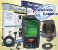 Janam XM66 Wireless Kit, WM 6.1, 802.11b/g, 256/256MB, TracerPlus Pro