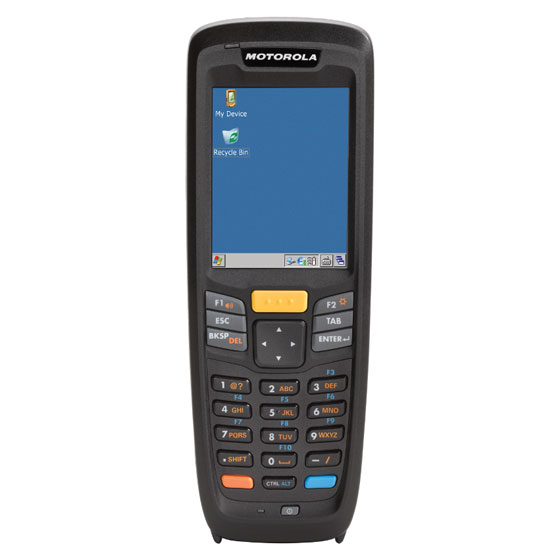 Zebra Mc2180 Mobile Barcode Kit With Tracerplus
