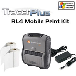 datamax-o'neil RL4 rugged mobile printer