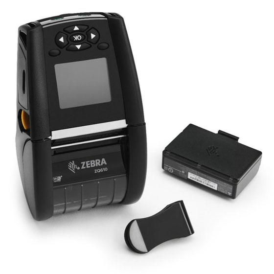 Zebra ZQ61-AUWA000-00 ZQ610 Mobile Printer