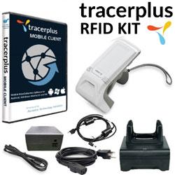 Zebra RFD8500 RFID Sled Reader Kit with TracerPlus