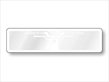 Pre-Printed Confidex Silverline Micro On Metal RFID Tag