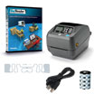 Zebra ZD500R Desktop RFID Printing Kit - Print Your Own RFID Labels