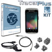 Motorola TC55 Android Mobile BarCode Kit with TracerPlus Software