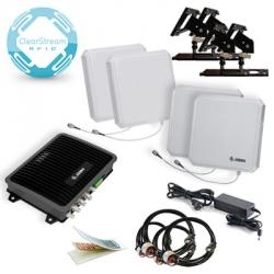 PTS Zebra FX9600 UHF RFID Starter Kit