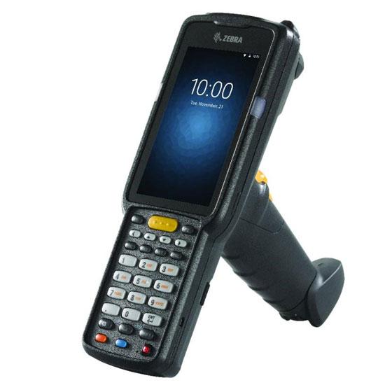 Zebra MC330K-GI4HG4US Mobile Barcode Computer