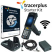 Zebra MC3300 Gun Barcode Scanner Starter Kit