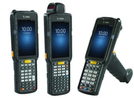 Zebra MC3300 Android Mobile Barcode Terminals