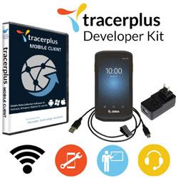 Android App Developer Starter Kit w/ TracerPlus & TC20