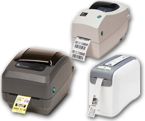 Zebra Thermal Barcode Label Printers | PTS Mobile