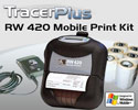 "PTS RW 420 4"" Mobile Receipt Printing Kit - Ruggedized"